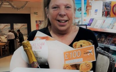 Hamper Winner Announced