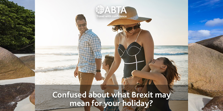 Brexit: advice for travellers