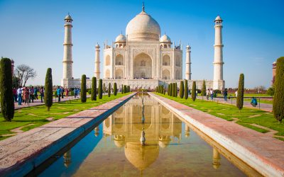 10 interesting things you probably didn't know about the Taj Mahal…