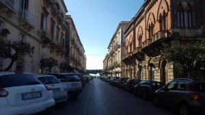 Trips to Siracusa in Sicily, bookable through the cooperative travel Braintree and Chelmsford