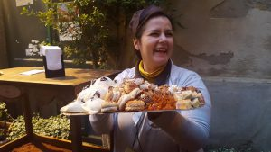 Local cuisine on trips to Sicily, bookable through the cooperative travel Braintree and Chelmsford