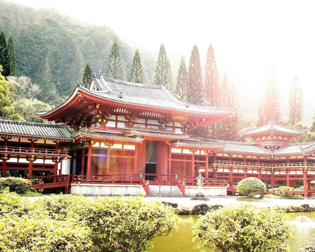 Byodoin Temple in Japan, on a holiday with The co-operative travel, with travel agent Branches in Chelmsford and Braintree, Essex