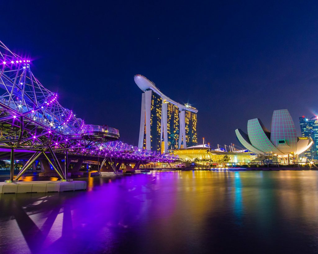 Travel to Singapore on a holiday with The co-operative travel, with travel agent Branches in Chelmsford and Braintree, Essex