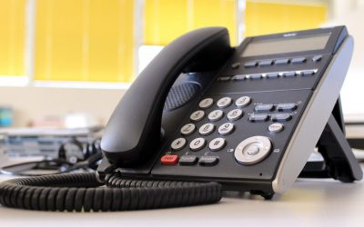 Our phone lines are currently down…