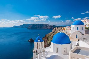 Coop Travel holidays and short breaks from Braintree & Chelmsford to Santorini in Greece