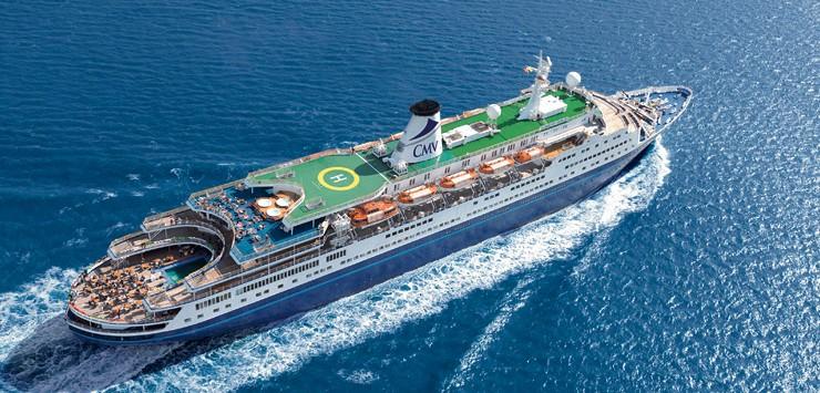 Important Announcement – Cruise & Maritime Voyages