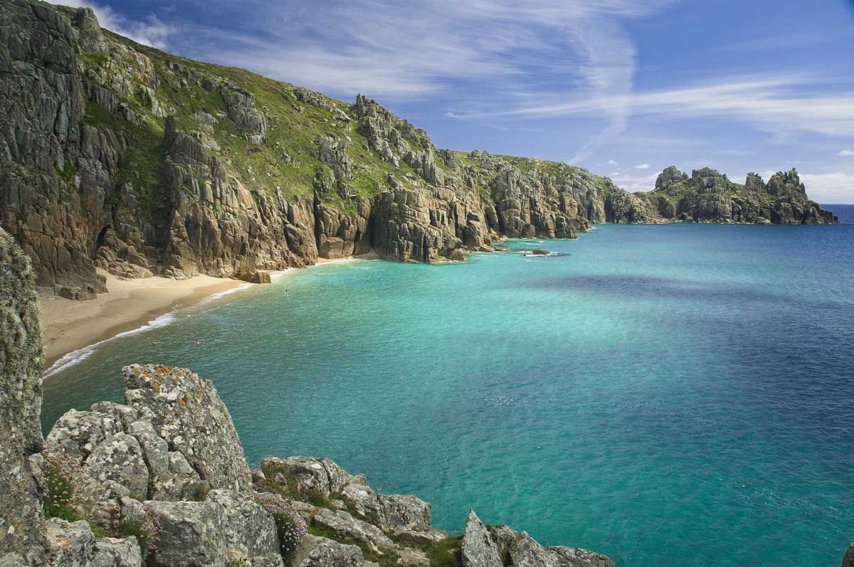 Cornish Camping holidays in the UK